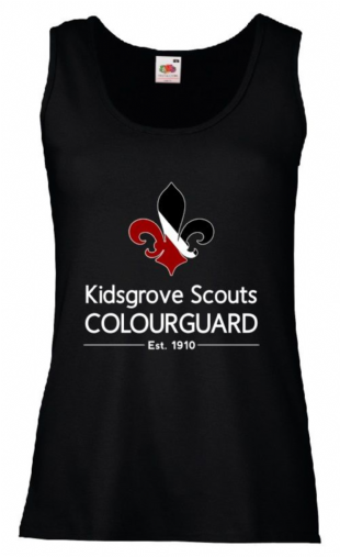 Kidsgrove Womens Section Vest - SS051